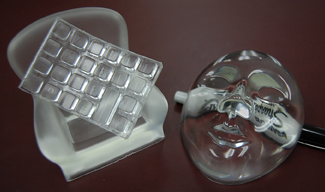 BJB's New Soft Water Clear Resin