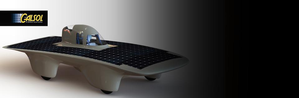 CalSol NEW Solar Car Zephyr!