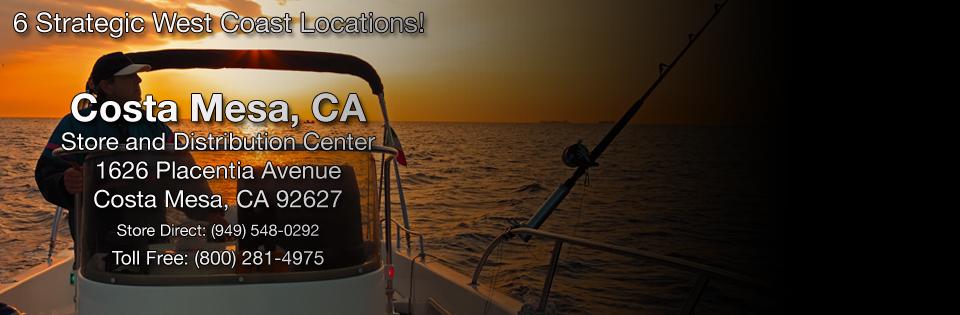 Costa Mesa, CA Location