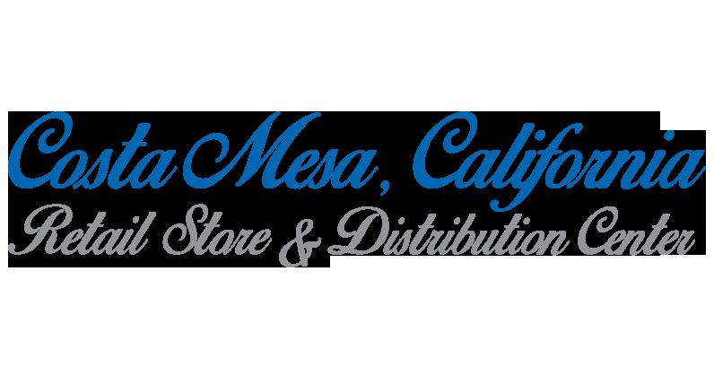NEW Costa Mesa, CA Location
